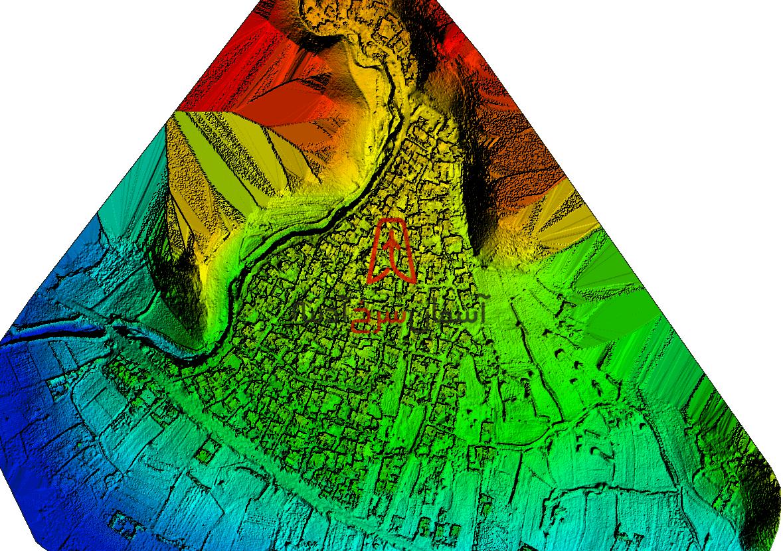 نقشه رقومی